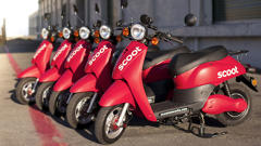 Need A Ride And Don't Mind Helmet Hair? Scoot Network Expands Throughout San Francisco