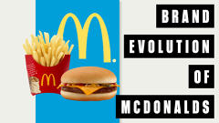 74 Years Of McDonald's Marketing In Two Minutes