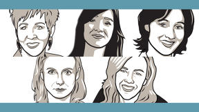 The Most Influential Women in Technology 2011 - Brainiacs
