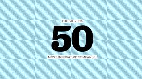 Most Innovative Companies 2011 Front Page