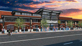 5 Surprises At The New Big City Walmart In Washington, D.C.