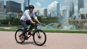 Introducing The Blackline, A Bike To Navigate The Windy City