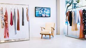 Clothes Shopping Sucks. Reformation's High-Tech Store Reimagines It From The Ground Up