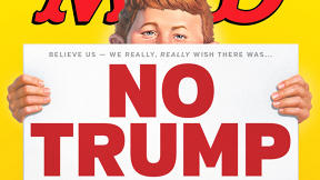 Even Mad Magazine Is Sick Of Spoofing Trump