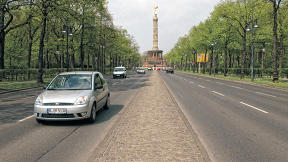 Berlin's Transport Secretary Has Some Harsh News For People Who Drive Cars