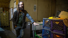 Homeboy Recycling Helps Formerly Incarcerated Workers Get On Their Feet With E-Cycling
