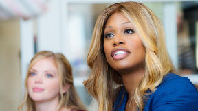 "Laverne Cox Set To Be Broadcast TV's First Transgender Series Regular On ""Doubt"""