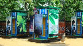 This Automated Public Toilet Is Being Installed Throughout India