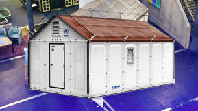 A New Ingeniously Designed Shelter For Refugees--Made By Ikea