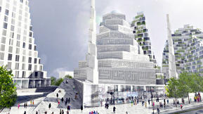 Can a Modern Mosque in Copenhagen Settle the Disputes Between Danes and Muslims?