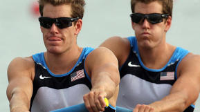 For Winklevoss, Olympic Glory and Moral High Ground Ease the Facebook Sting