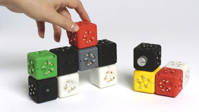 Wanted: Cubelets, Toy Blocks That Link to Become Robots [Video]