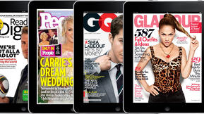 Could an Apple Magazine Template in iOS Change the Industry?