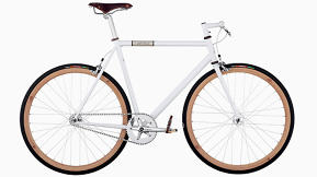 Wanted: The Raleigh Rush Hour, A Stylishly Bare Urban Bike
