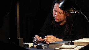 Irma Boom, Genius Bookmaker, On How She Works [Video]