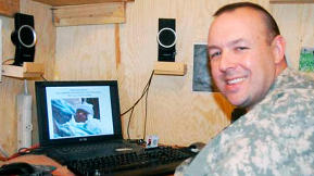 Skype's Special Delivery For Active Duty Dads