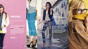 Fashion's Top Bloggers Work It For The Gap