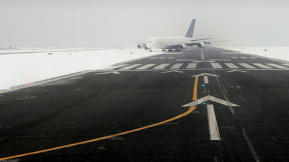 Keeping Airport Runways Clear In Winter, With Heat Saved From The Summer