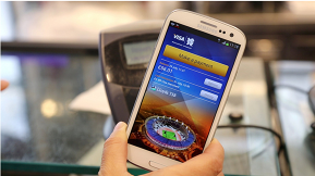London 2012 Olympic-Sized Success for Its NFC Technology, Claims Visa