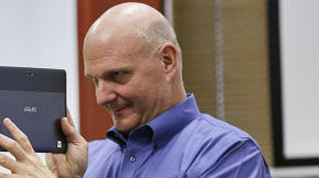 Why Steve Ballmer Still Hearts Microsoft's Hardware Partners