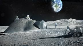 Need A Moonbase? The E.U. Will Print You One...On The Moon