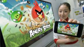 Angry Birds Cartoon To Be Broadcast Via Every Angry Birds App