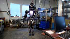 Meet DARPA's Humanoid Robot That Could Someday Save You From A Crumbling Building