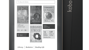 Why Kobo Thinks Customers Will Buy Fancy E-Book Readers
