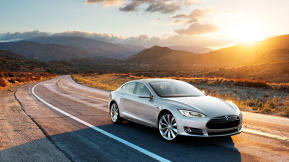 Elon Musk Is Taking The Model S On A Road Trip