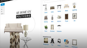 Polyvore Eyes E-Commerce Beyond Fashion With Expansion Into Home Design