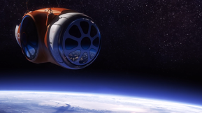 For $75,000, You Can Take A Balloon To The Edge Of Space