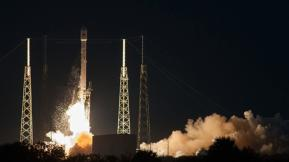 SpaceX Successfully Launched Its First Commercial Satellite