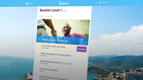 Finally, A Smart Spanish Learning App