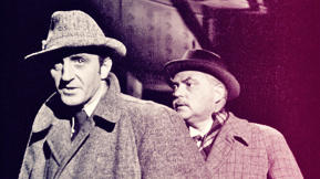Sherlock Holmes And The Case of the Rightful Copyright Owner