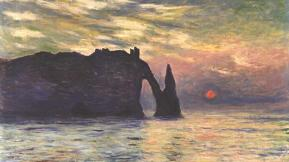 Astronomers Pinpoint The Exact Moment Claude Monet Saw This Famous Sunset