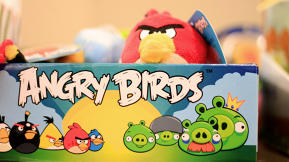 The NSA Can Reportedly Gobble Up User Data From Angry Birds