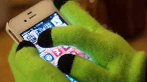 This Liquid Solution Makes All Gloves Touchscreen Friendly