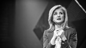 Arianna Huffington On The Struggle To Find Work-Life Balance