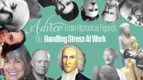 Make Yourself Impervious To Stress With These Tips From History's Most Successful People