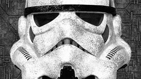 "See The Entire Evolution Of ""Star Wars"" Stormtrooper Helmets--In One GIF"