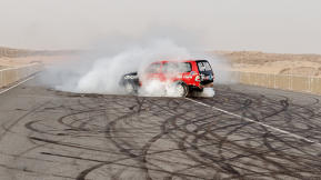 "The Adrenaline-Fueled Subculture Of ""Arab Drifters"""