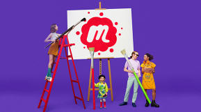 Meetup's New Brand Identity: Now Less Awkward Than Meeting IRL