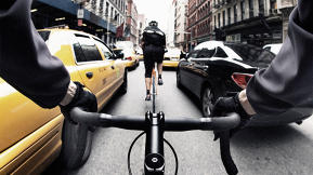 New York Bike Messengers Are Organizing To Fight For Their Rights In The Gig Economy
