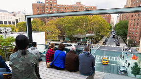 The Other High Line Effect: How N.Y.C.'s Glitziest Park Spread Extreme Inequality