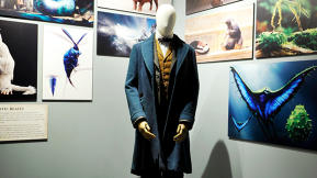 Warner Bros. Engages J.K. Rowling Fans With A Revitalized Props And Costume Exhibit