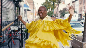 "Titus Gets In Formation For Our First Look At ""The Unbreakable Kimmy Schmidt"" Season 3"