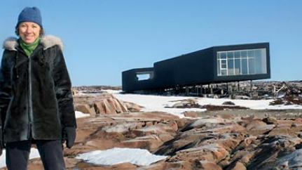 How Multimillionaire Zita Cobb Plans to Turn a Tiny Canadian Island Into an Arts Mecca