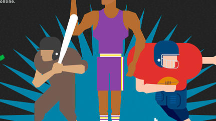 Infographic Of The Day: The Fantasy Sports Economy Is Rip-Roaring