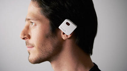 Angle, A Clever Concept For Making Bluetooth Headsets Smarter