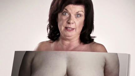 New PSA Goes Full Boob To Raise Awareness Of What Breast Cancer Looks Like